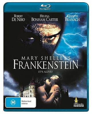 Mary Shelley's Frankenstein ( Blu-ray )