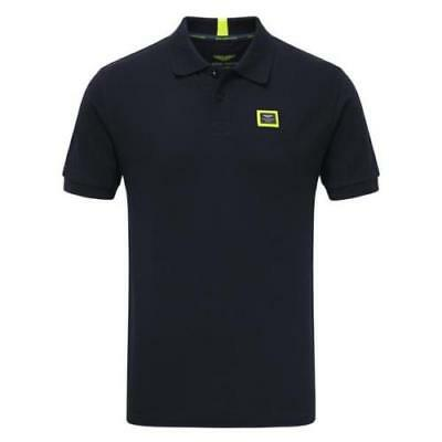 New For 2018 Aston Martin Racing Travel Polo Shirt-All Sizes - Free Uk Shipping