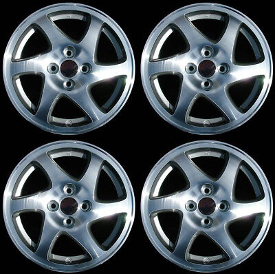 "New Set of 4 15"" Alloy Wheels Rims for 1998-2001 Acura Integra"