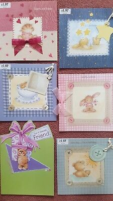 600 Birthday Cards / Greeting & Everyday Cards  Wholesale  Job Lot  Only £24.99