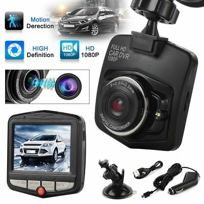 HD 2.4'' 1080P Car DVR Video Recorder Camera Dash Cam Night Vision G Sensor OY