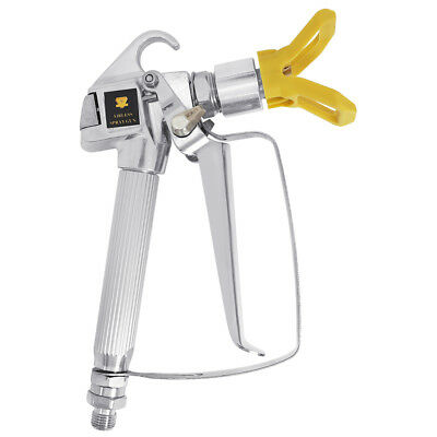 Airless Paint Spray Gun w/ Tip Guard for Titan Wagner Painting Sprayer 3600PSI