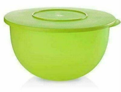 Tupperware Impressions 32-Cup Extra Large Serving Bowl & Seal BRAND NEW