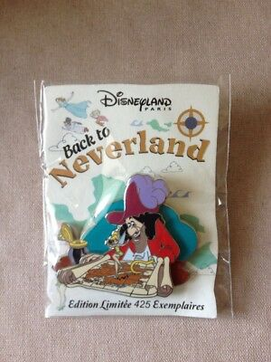 Pins Disney Event Back To Neverland Crochet