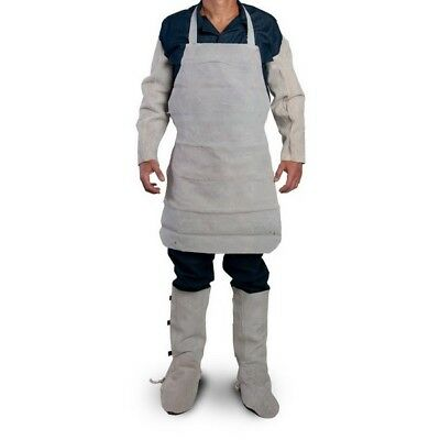 Welding Apron Welder Heat Insulation Cow Leather Protection Equipments