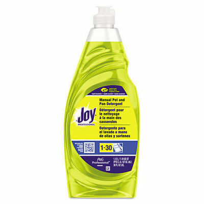 7 Pack  &P&G Professional Dishwashing Liquid, 38 Oz Bottle, 45114CT New