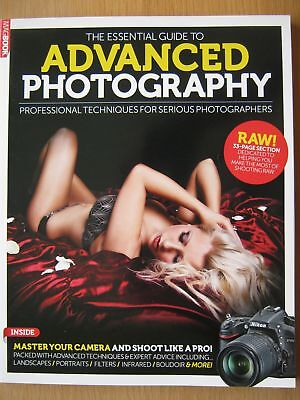 The Essential Guide to Advanced Photography by Digital SLR Magbook Shooting RAW