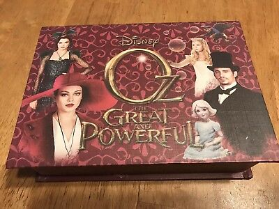 Disney Oz The Great And Powerful 24 Note Card Set - New