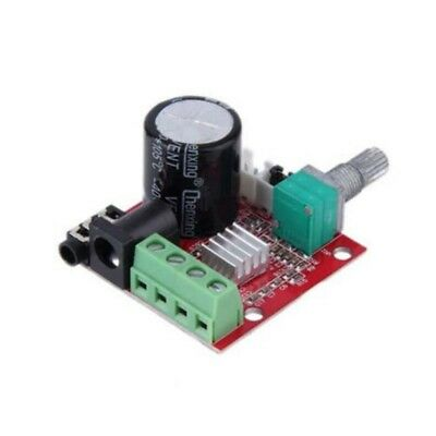 10W+10W Hi-Fi PAM8610 Audio Stereo Amplifier Board Module Dual D Channel 12V US