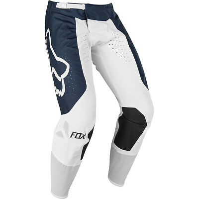 NEW Fox Racing 2019 MX Gear Airline Navy White Vented Adult Motocross Pants