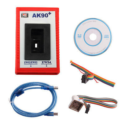 For All BMW EWS Newest Version V3.19 From   AK90+ Key Programmer