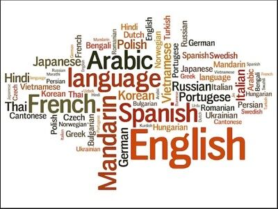 Huge Multi language training Pack. Books, audio, tests and more...60+ Languages!