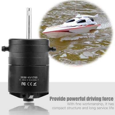 High Efficiency 1700KV Water-cooled Motor 2-4S RC Zubehör für RC Modellboot