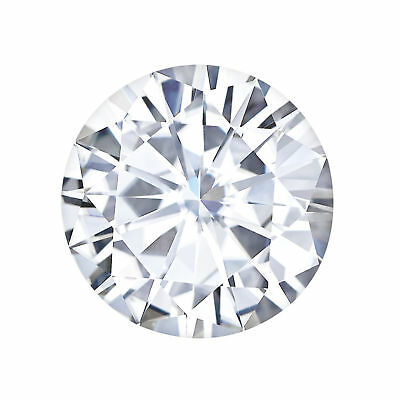 Charles & Colvard Forever Classic 6.5Mm (1.00 Ct.) Loose Moissanite Stone
