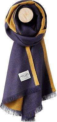 Joules Luxton Colour Block Scarf
