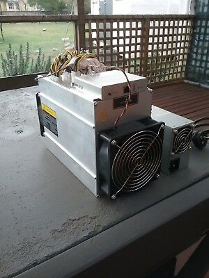 antminer A3, Sia coin MINER, Blake 2b, algorithm, used.