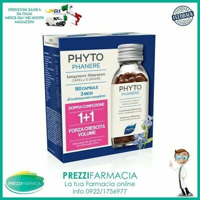 Phyto Phytophanere Capelli E Unghie Duo Capsule 1+1 ( 2X90 ) Promo!!