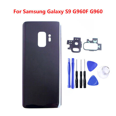 Battery Cover Glass Housing Back Door For Samsung Galaxy S9 G960 S9 + plus G965