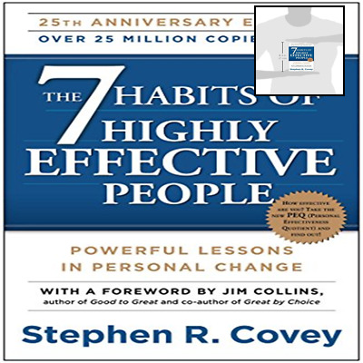 The 7 Habits Of Highly Effective People Powerful Lessons In Personal Change Book