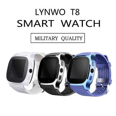 LYNWO T8 Bluetooth Smartwatch IOS Android