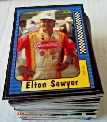 NASCAR CARD x100 lot  au seller