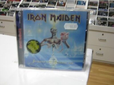 Iron Maiden Cd Europe Seventh Son Of A Seventh Son 1998