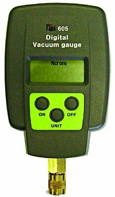 TPI 605 Digital Vacuum Gauge (0 to 12,000 microns)