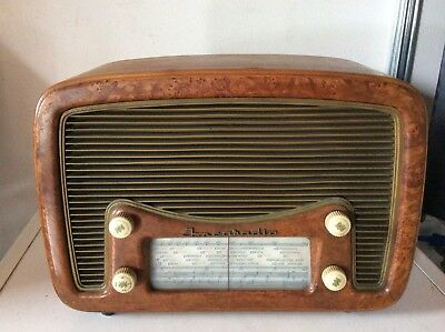 Radio Epoca Valvole Radio Imca IF 531