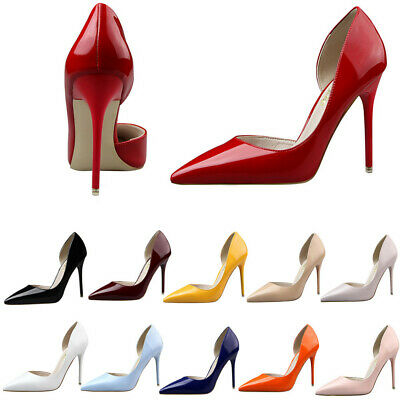 Fashion Women New High Heels Shoes Stiletto Office Lady Shallow Pointed Toe Pump