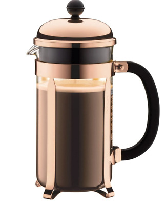 Bodum Chambord French Press Cafetiere 8 CUP 1.0L