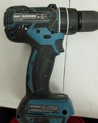 (AS IS)Makita 18-Volt LXT Lithium-Ion Sub-Compact Brushless Cordless 1/2 in.DRIL