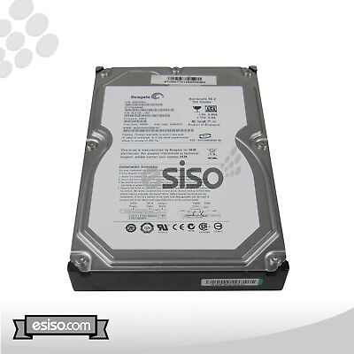 St3750330Ns Seagate Barracuda Es.2 750Gb 7.2K 3G Lff 3.5'' Sata Hdd Hard Drive