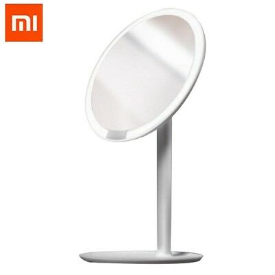 Xiaomi AMIRO 900LUX LED HD Makeup Mirror Daylight Lamp Cosmetic 360° Rotate