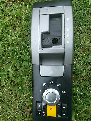 2006 LAND ROVER RANGE ROVER SPORT Shifter Bezel w/switches OEM