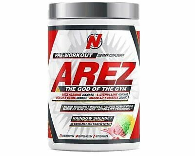 Arez - Extreme Pump, Energy and Mood