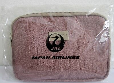NEW! JAL Japan Airlines ETRO Business Class Amenity Kit SEALED