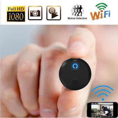 1080P Mini Spy Camera Wireless Hidden DV DVR Video Recorder Night Camcorder RB1