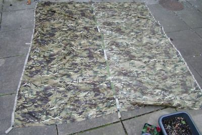 British Army MTP Basha Poncho Waterproof Shelter Brand New Genuine Issue