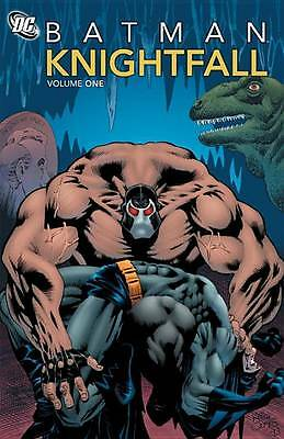 Batman Knightfall TP Vol 01 by Alan Grant, Chuck Dixon, Doug Moench (Paperback,