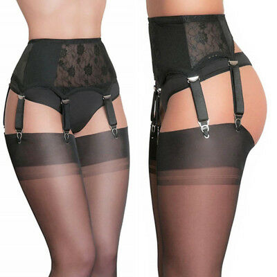 Women Lace Garter Temptation Female Lace Garter Belt Panty Muslin Garter Belts