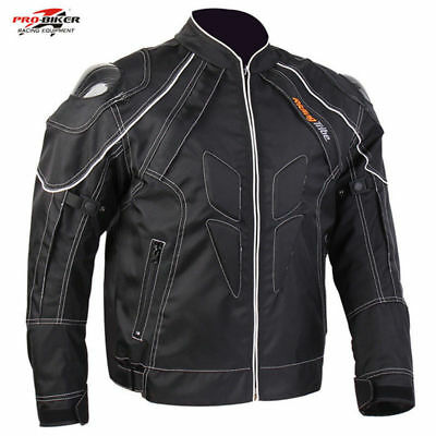 New Motorcycle Racing Jacket Protector Motocross Body Armour Protection Gear