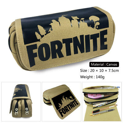 Pen Pencil Case Battle Royale Game School Pen Bags Kids Stationary RT4H