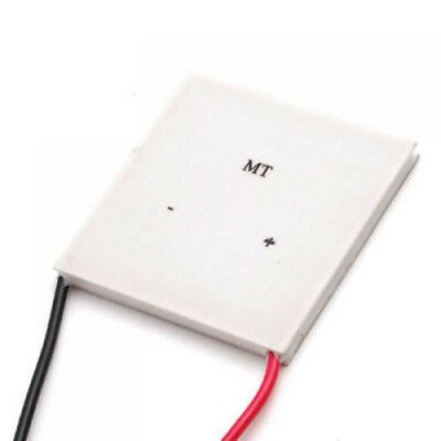 UK_ HK- 1Pc 12V 100W TEC Heatsink Thermoelectric Cooler Peltier Plate Cooling Mo