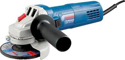 BOSCH 110v GWS 750 corded  Angle Grinder 115mm 110v ***FREE 1ST CLASS POST**