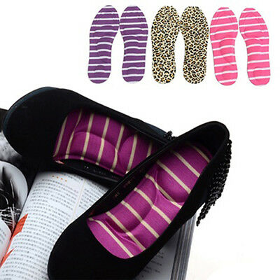 Uk_ Arch Support Orthotic High Heels Sponge Anti Pain Shoe Insoles Cushions Earn
