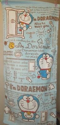 Japanese Anime Doreamon Towel ~ (78 * 34cm)