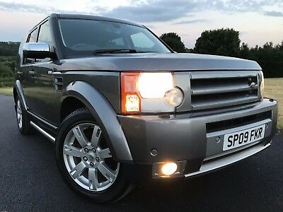 2009 Land Rover Discovery 3 Tdv6 Low Miles 89000 Fsh Excellent