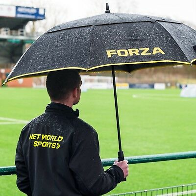 FORZA Windproof Sports Umbrella - Golf Umbrella - Football Umbrella