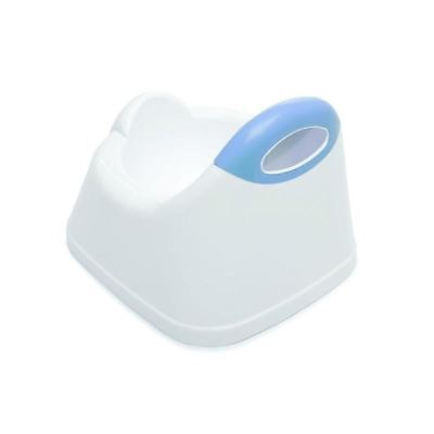 The Neat Nursery Co Training Potty, White/Blue (Pack of 4)