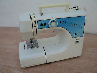 BROTHER XL40 SEWING Machine Only WORKING NO POWER LEAD OR Simple Brother Xl 2230 Sewing Machine